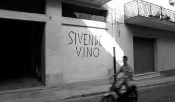 Sivende Vino, Black and White Fine Art Print