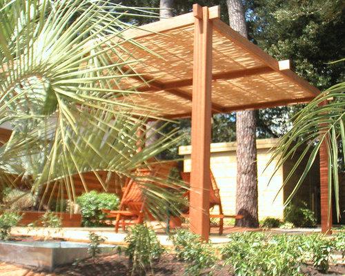 Pergola bambou pergola en arcade bambou pergola bambou en - Pergola ou tonnelle ...