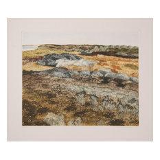 Marjorie Mason, Moshup Trail II, Etching