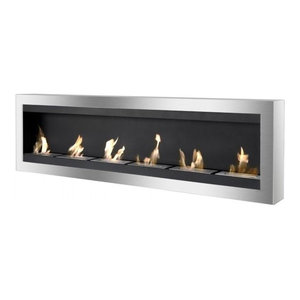 Ardella Ethanol Fireplace Recess Or Wall Mounted