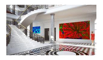 Entré/Empfang repräsentative Villa