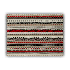 Nevada Indoor/Outdoor Placemats, Finished Edge, Set of 2