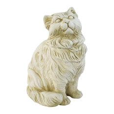 Garfield the Cat Garden Sculpture