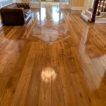 Wooden Flooring...