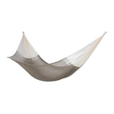 "Cotton Hammock, ""Maya Mist"", Double"
