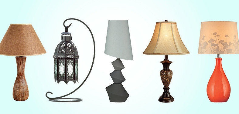 Plus, Who Doesnu0027t Want To Brighten Up The Home In The Depths Of Winter?  Weu0027ve Rounded Up A Stunning Selection Of Table Lamps That Are All Under $75.