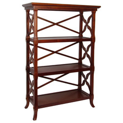 Traditional Bookcases by Wayborn Home Furnishing Inc