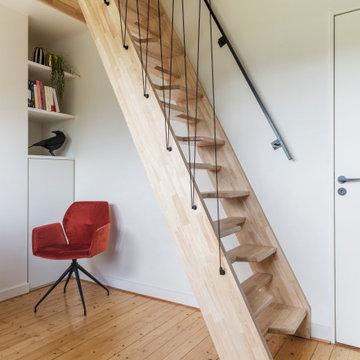 Extension, Rénovation & Surélévation à Rennes