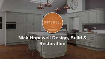 Company Highlight Video by Nick Hopewell Design, Build & Restoration