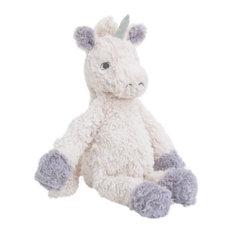 Cuddle Plush Floppy Character, Unicorn