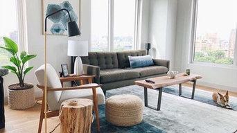 Alec's Living Room After