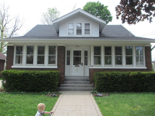 Help me beautify or remove my front yew foundation hedge Home Ideas Front Plantings on front cottage ideas, old house ideas, front home views, dining room ideas, front door ideas, house entrance ideas,