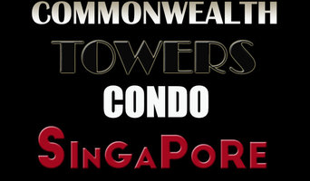 Singapore Commonwealth Towers Top