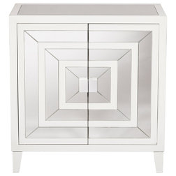 Contemporary Accent Chests And Cabinets by HomeFare