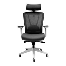 VIFAH - ActiveChair Ergonomic Office and Gaming Chair, 7-Way Adjustable, Black - Office Chairs