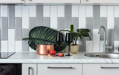 Просто фото: 23 идеи, как уложить плитку кухонного фартука