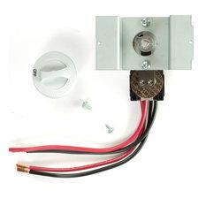 Perfectoe Heater-Mount Thermostat Kit, White