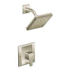 Moen 90 Degree Posi-Temp Shower Only, Brushed Nickel