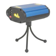 Mini Warp Laser Light