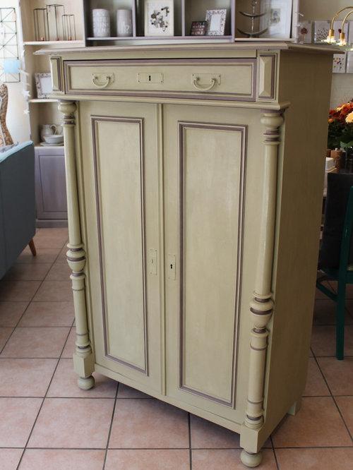 Vertiko mit Kreidefarbe - Accent Chests And Cabinets