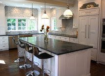 What countertop material is?