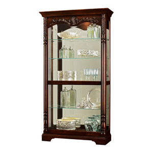 Howard Miller Andreus Curio Cabinet - Traditional - China ...
