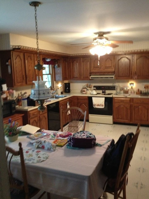 Total Kitchen/family Room Renovation Complete