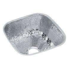 "Elkay Stainless Steel 14-1/8""x14-1/8""x6-1/2"" Undermount Bar Sink SCUH1212SH"