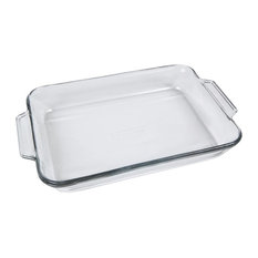 Anchor Hocking 3 qt. Glass Baking Dishes 81935OBL11, 3-Pack