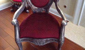 Open Arm chair restoration