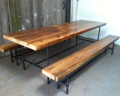 Reclaim Wood Dinning Room table - Dining Tables