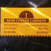 Reno Custom Cabinets