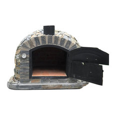 Authentic Pizza Ovens - Stone Lisboa Pizza Oven - Outdoor Pizza Ovens