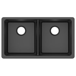 Contemporary Kitchen Sinks by Winflo
