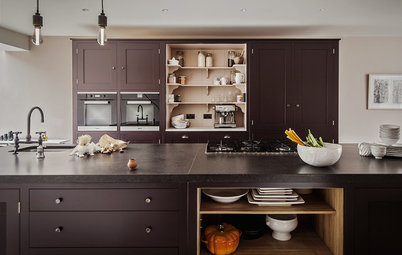 Bold Design at the Heart of a London Kitchen