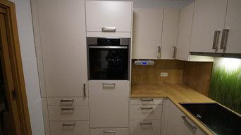 U-Küche auf 7m²