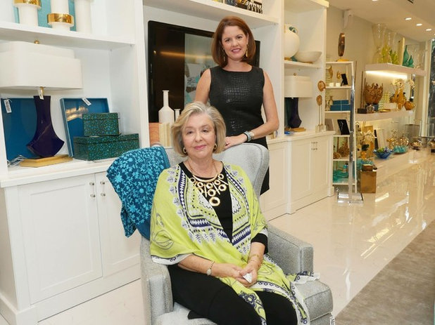 Mother daughter duo passing style to the next generation for Mother daughter house design
