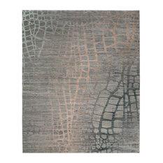 Safavieh   Safavieh Charli Woven Rug, Gray/Multicolored, 8u0027x10u0027