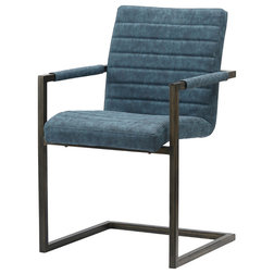 Industrial Dining Chairs by New Pacific Direct Inc.