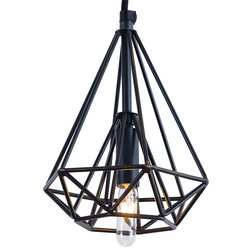 Industrial Pendant Lighting by Kathy Kuo Home