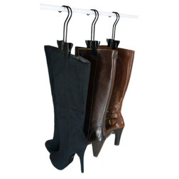 Contemporary Shoe Storage by Boottique, Inc.