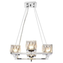 Contemporary Chandeliers by LightingWorld