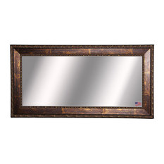 Rayne Mirrors  American Made Roman Copper Bronze Double Vanity Wall Mirror 39 Home Goods Houzz