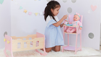 """Modern Nordic Princess Collection - 18"""" Doll"""