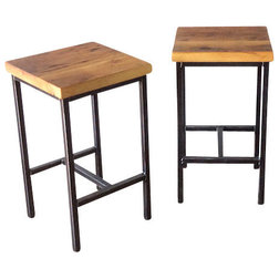 Industrial Bar Stools And Counter Stools by what WE make