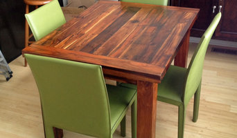 "Teak Dining Table, 36"" x 48"", 2"" thick"