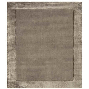 Ascot Rug, Taupe, 120x170 cm