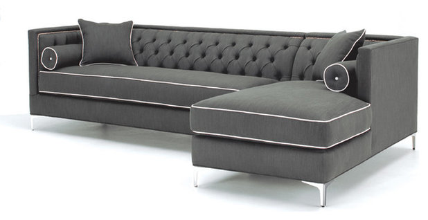 Contemporary Sectional Sofas By 22 Bond St