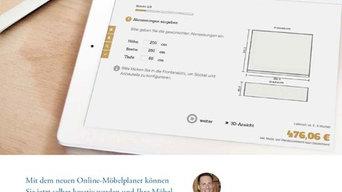 Online Möbelplaner