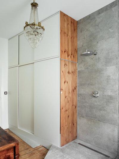 Современный Ванная комната by Luca Girardini - Photos